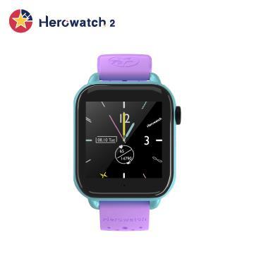 Herowatch 2 4G兒童智慧手錶-女巫紫