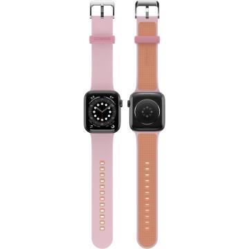 Otterbox AppleWatch42-45mm 運動錶帶-粉橙